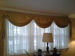 Sheer Swag Curtains Valances Wondrous Swag Valances Window Treatment 92 Riviera Duchess Swag