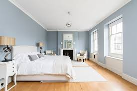 Blue And White Interiors Living Rooms Kitchens Bedrooms And More - Blue and white bedrooms ideas