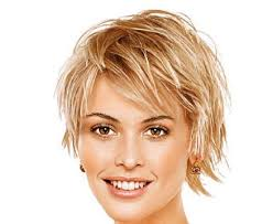 hairstyles for thin hair fuller faces short hairstyles and cuts short haircuts for women with round
