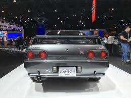 know your gt r 1989 skyline gt r bnr32 shifting lanes
