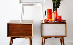 furniture media nl mid century modern nightstand bedside table