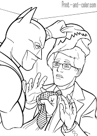 batman coloring pages print and color com