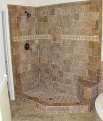 tile ideas for downstairs shower stall for the home walk in showers without doors planning how to terminate a deco