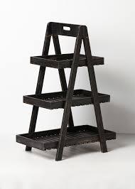 corner shelves decor selection with shelf design and black wooden