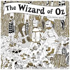 the wizard of oz coloring book piccadilly