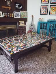 bottle cap table designs bottle cap coffee table militariart com