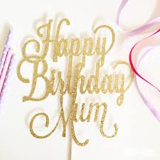 glitter cake topper happy birthday happy birthday cake topper glitter cake