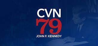 john f kennedy cvn 79 the ford class