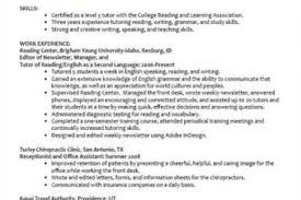 Personal Attributes On A Resume Resume Personal Skills List The Skills Section In The Resume
