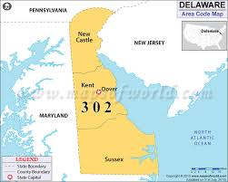 jersey area code map delaware area codes map of delaware area codes