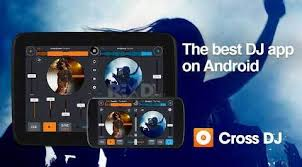 dj apk cross dj pro apk 3 2 5 for android donated cracked