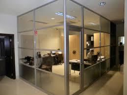 3 panel glass partition teilen