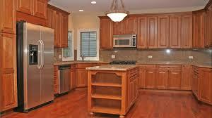 cherry kitchen ideas wooden kitchen cabinet design ideas home improvement 2017