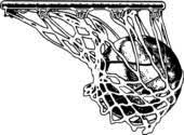 clipart of basketball net u10273384 search clip art
