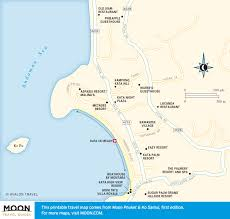 Phuket Map Printable Travel Maps Of Thailand Moon Travel Guides