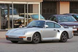 mileage porsche 959 will set you back 1 4 million