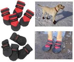 ultra paws durable dog boots water resistant booties for snow ice