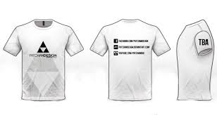t shirt template white by patchandesign on deviantart