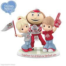 picture perfect win buckeyes figurine buckeyes