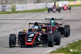 formula 4 car blackarts racing