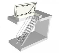 Access Stairs Design Best 25 Roof Access Hatch Ideas On Pinterest Roof Window Hatch