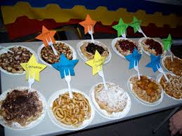 file funnel cake flavors jpg wikimedia commons