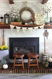 Diy Fall Mantel Decor Ideas To Inspire Landeelu Com | diy fall mantel decor ideas to inspire landeelu com