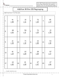 properties of addition and multiplication worksheets worksheets