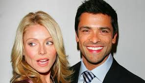 hair color kelly ripa uses kelly ripa was joking when she said mark consuelos is mean to