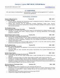 scrum master resume resume cover letter template