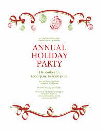 holiday party invitation template u2013 redwolfblog u2013 unitedarmy info