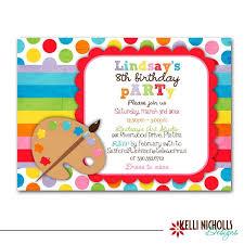 design simple custom birthday invitations templates ideas for