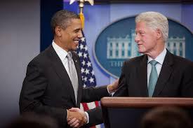 president obama u0026 president clinton on tax cuts unemployment