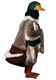 duck costume mallard duck mascot costume duck costumes