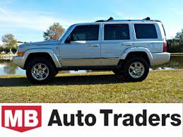 commander jeep 2015 2006 jeep commander limited city sc myrtle beach auto traders
