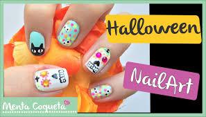imagenes de uñas decoradas de jalowin uñas decoradas para halloween v 2015 youtube