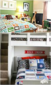 Barn Bunk Bed Diy Pottery Barn Bunk Beds