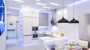 Ikea Kitchen Ceiling Lights by Kitchen Whitewashed Brick Wall Also Modern Drop Ceiling Lighting