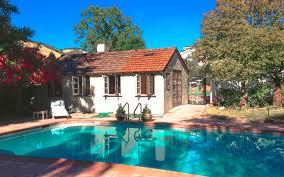 spanish southwestern style pool house remodel eagle peak