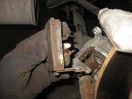 honda crv brake cr v rear disc brake pads replacement guide 016