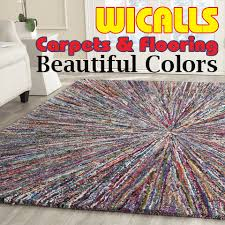 Rubber Area Rugs Incredible Spice Up Your Home With Some Bright Colored Area Rugs