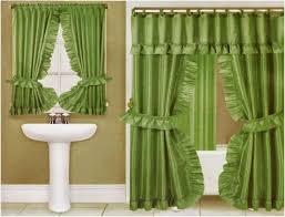 bathroom shower curtains and matching accessories luxury