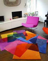 Modern Colorful Rugs Colorful Modern Rugs