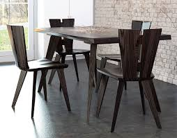 Axis Dining Table Axis Dining Room Sarasota Modern Contemporary Furniture