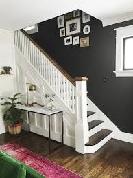 Painting A Banister White Best 25 Painted Banister Ideas On Pinterest Banisters Banister