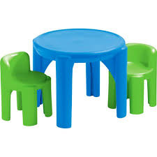 little table and chairs little tikes table and chair set multiple colors walmart com