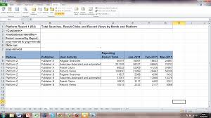 Book Report Commercial Usage Reports Project Counter