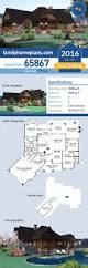 cottage craftsman ranch tuscan house plan 65867 house plans