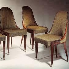 Art Deco Armchair Art Deco Armchair Macassar Ebony Cr104 By Jacques Emile