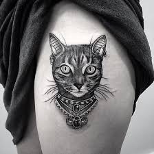 cat tattoo feedpuzzle